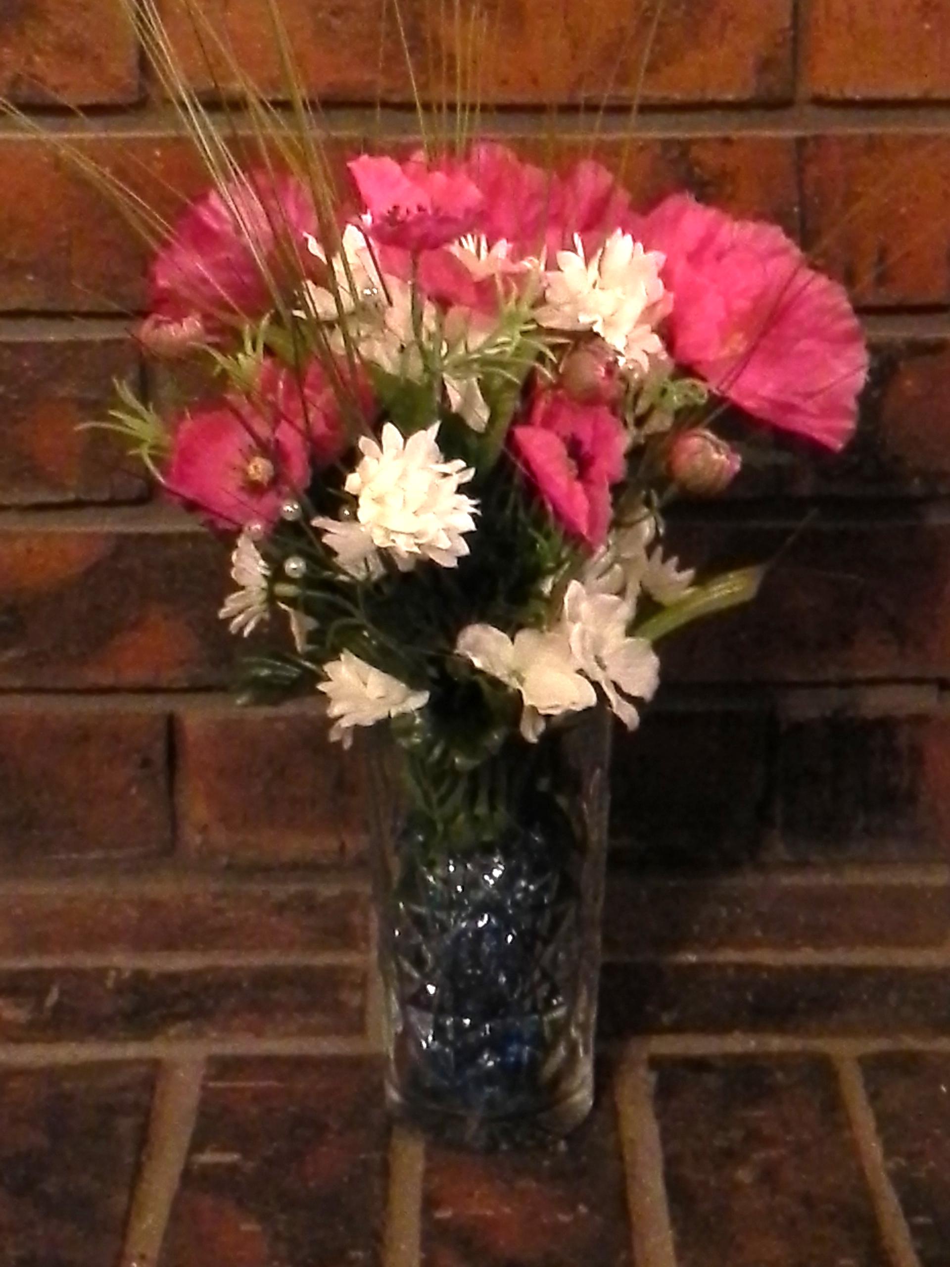 Silk flower arranging 101 multiplicity crafts flowers1 mightylinksfo