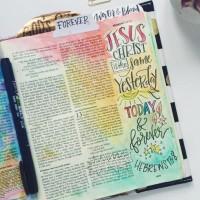 heART of Worship: Bible Journaling 101