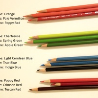 How To Gradient Color with Colored Pencils
